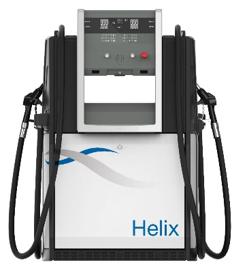 αντλιες διανομεις καυσιμων HELIX 2000